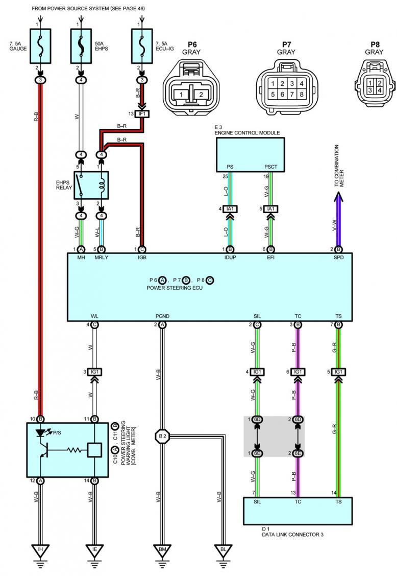 Power Steering Using Toyota Mr2 Ehps Pump Diy Electric Car Forums